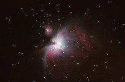 Orionnebel - M42 und M43 am 10.01.2007