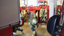 Screenshot aus meinem Feuerwehr-Video bei Youtube