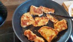 Gute Alternative zur Fleisch-Variante: Sellerieschnitzel