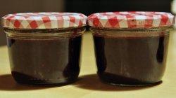 Ein Busch Felsenbirne = zwei Gläser Marmelade